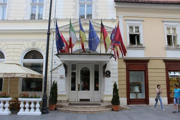 Hotels in Sibiu (Hermannstadt)
